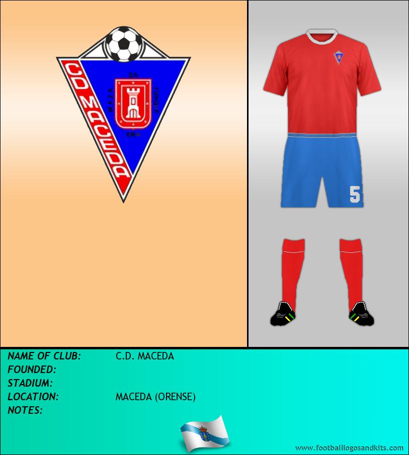 Logo of C.D. MACEDA