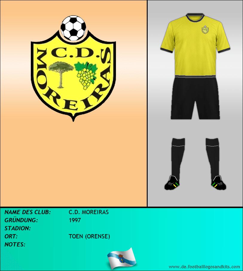 Logo C.D. MOREIRAS