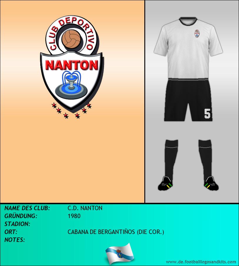 Logo C.D. NANTON