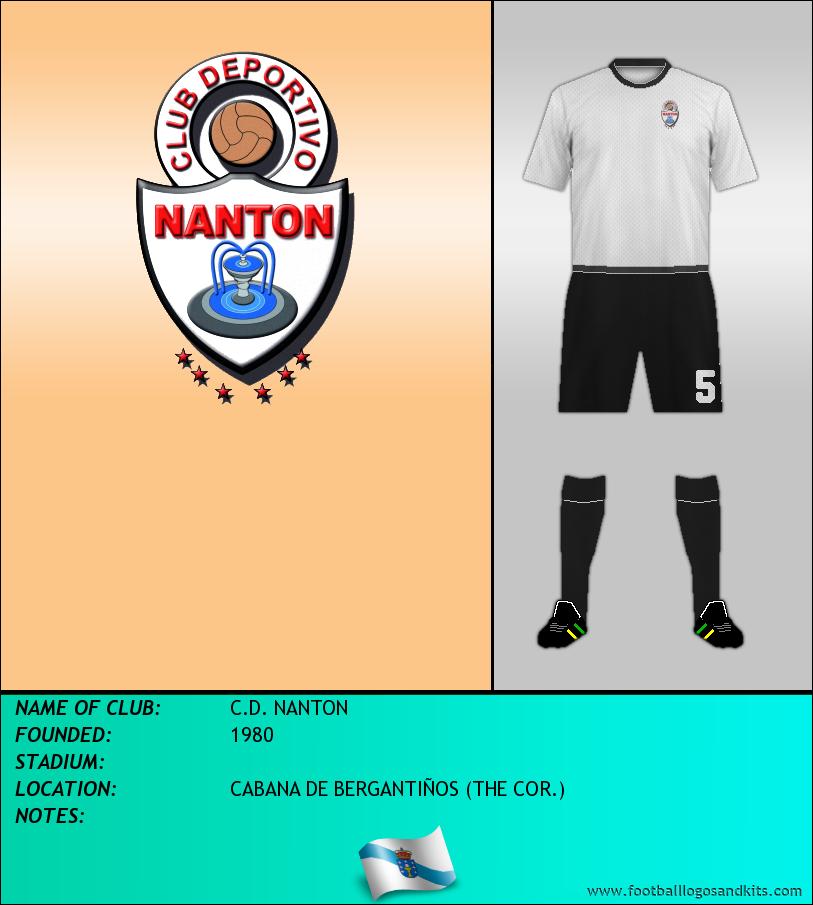 Logo of C.D. NANTON
