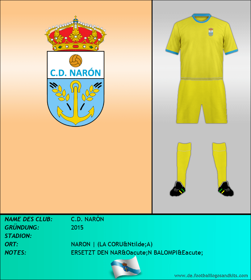 Logo C.D. NARÓN