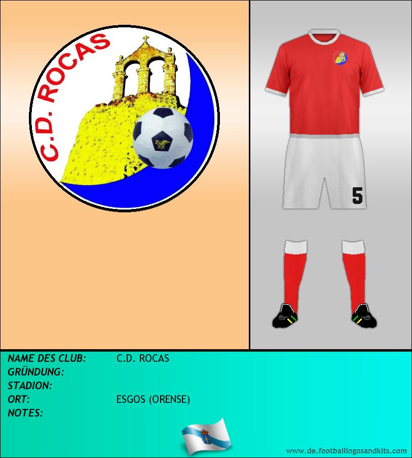Logo C.D. ROCAS