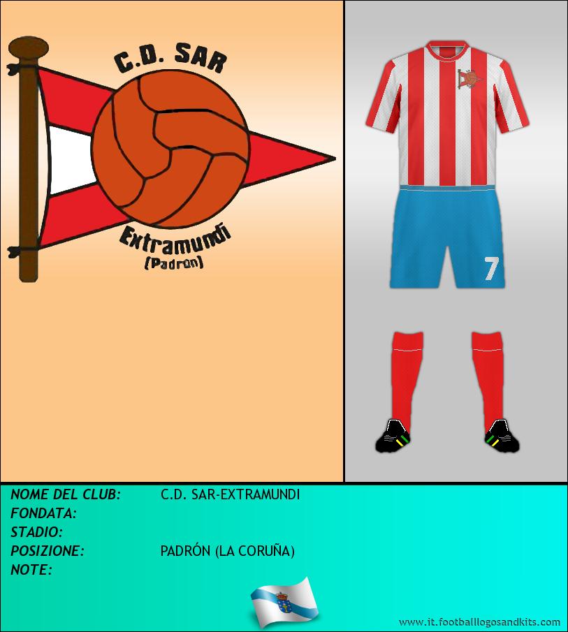 Logo di C.D. SAR-EXTRAMUNDI