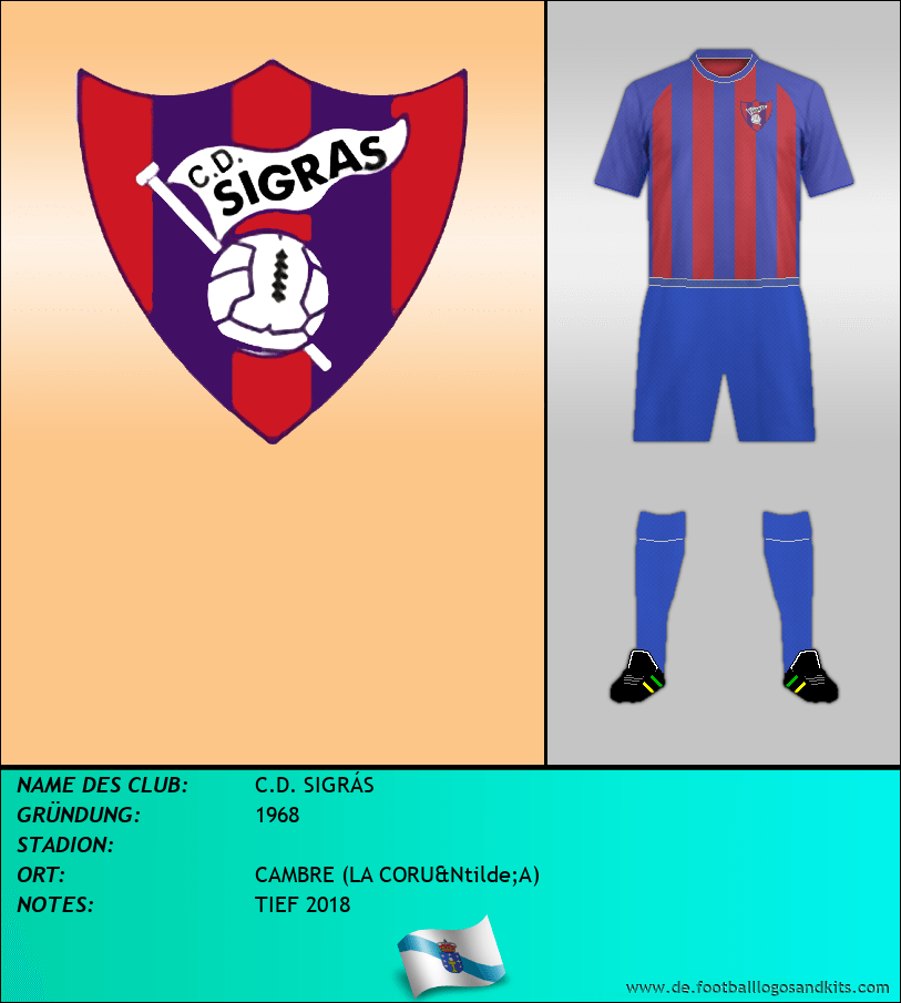 Logo C.D. SIGRÁS