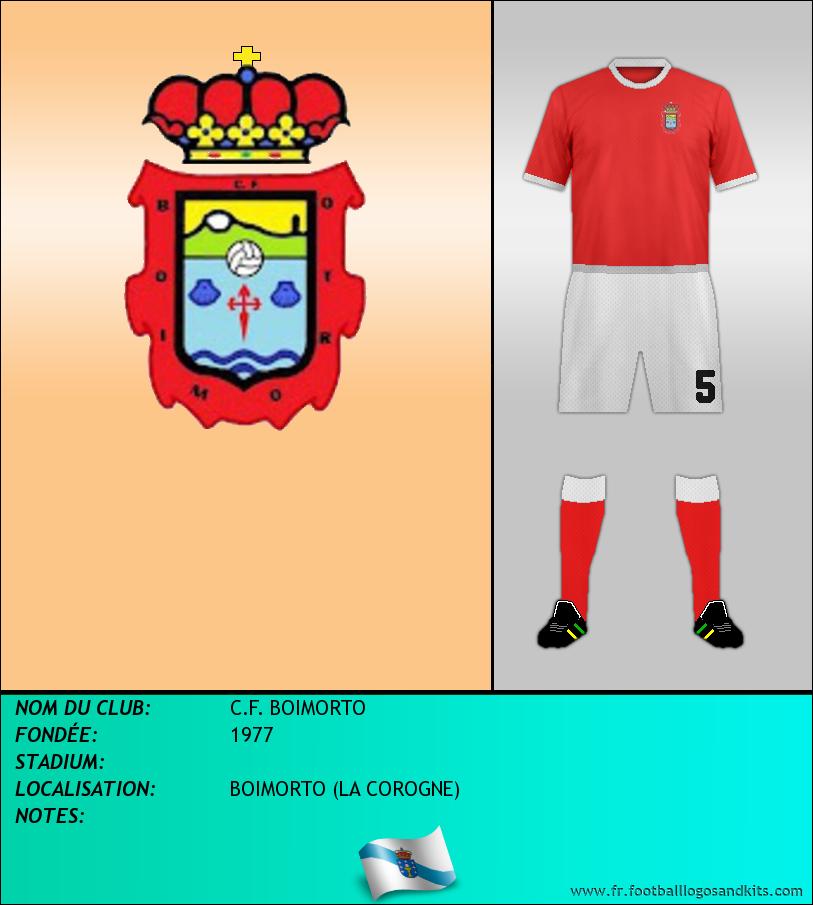 Logo de C.F. BOIMORTO