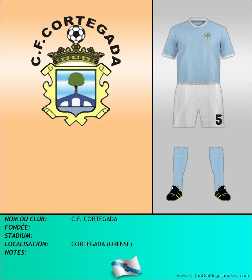 Logo de C.F. CORTEGADA