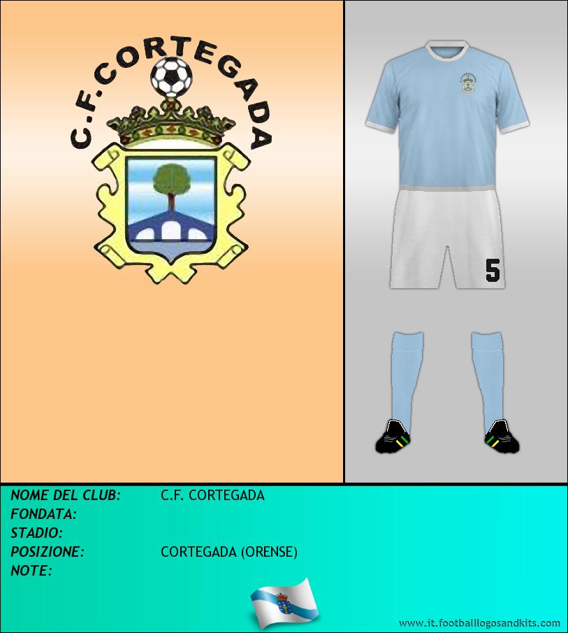 Logo di C.F. CORTEGADA