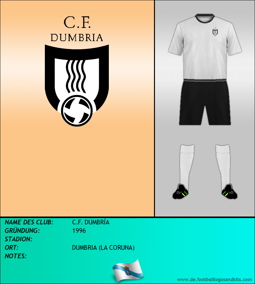 Logo C.F. DUMBRÍA