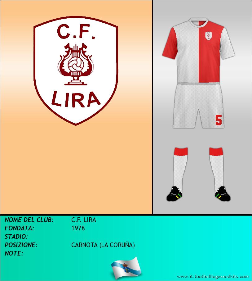 Logo di C.F. LIRA