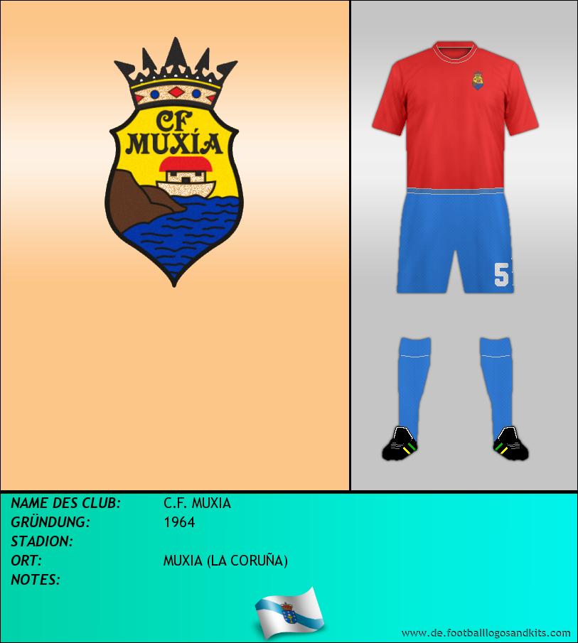 Logo C.F. MUXIA