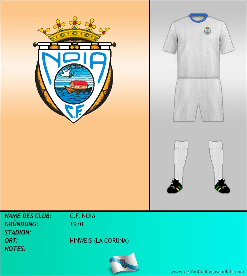 Logo C.F. NOIA