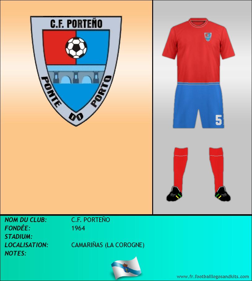 Logo de C.F. PORTEÑO