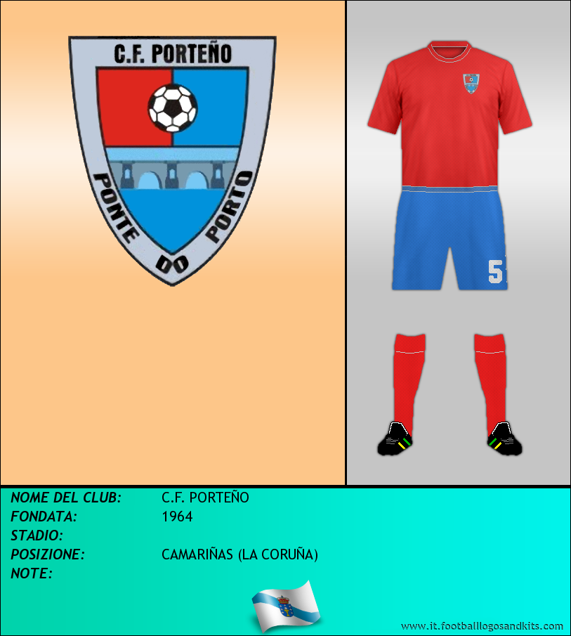 Logo di C.F. PORTEÑO
