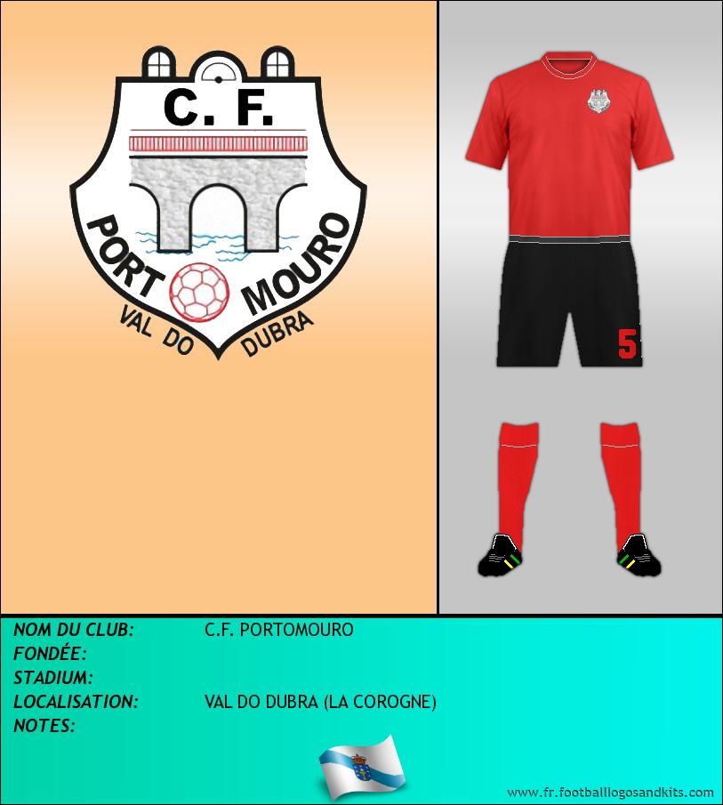 Logo de C.F. PORTOMOURO