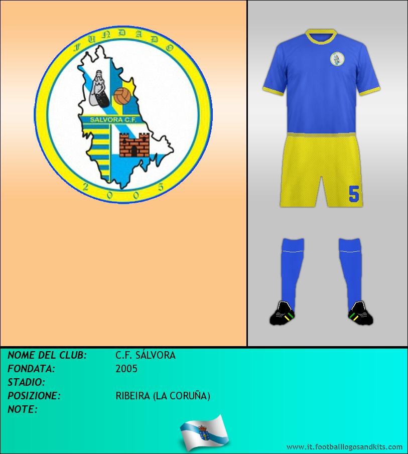 Logo di C.F. SÁLVORA