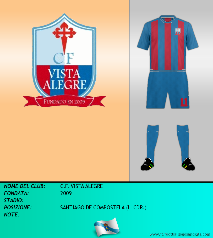 Logo di C.F. VISTA ALEGRE
