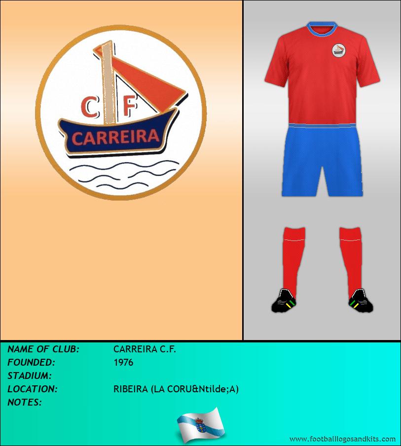 Logo of CARREIRA C.F.