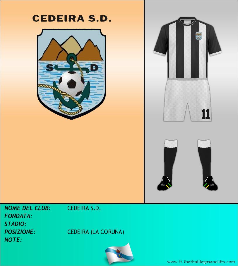 Logo di CEDEIRA S.D.