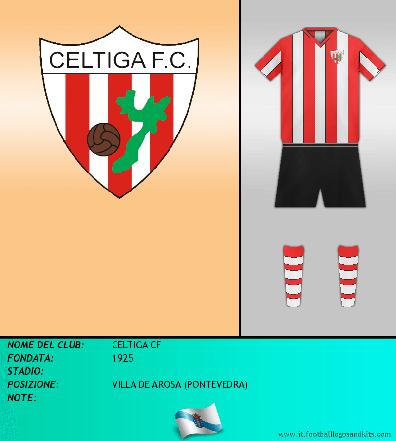 Logo di CELTIGA CF