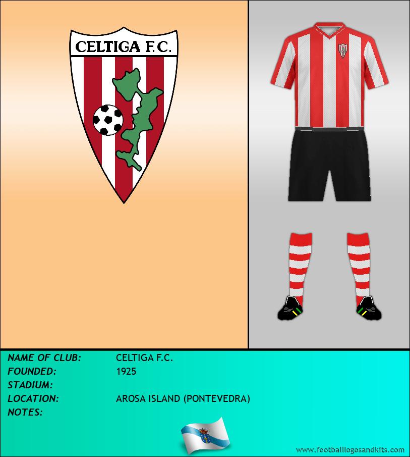 Logo of CELTIGA F.C.