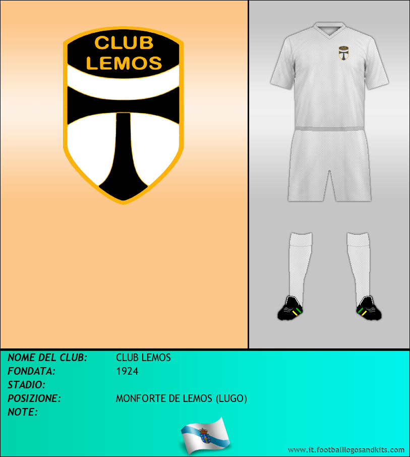 Logo di CLUB LEMOS