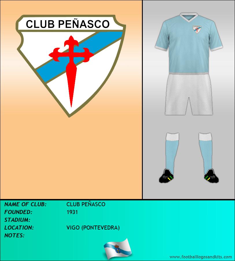 Logo of CLUB PEÑASCO