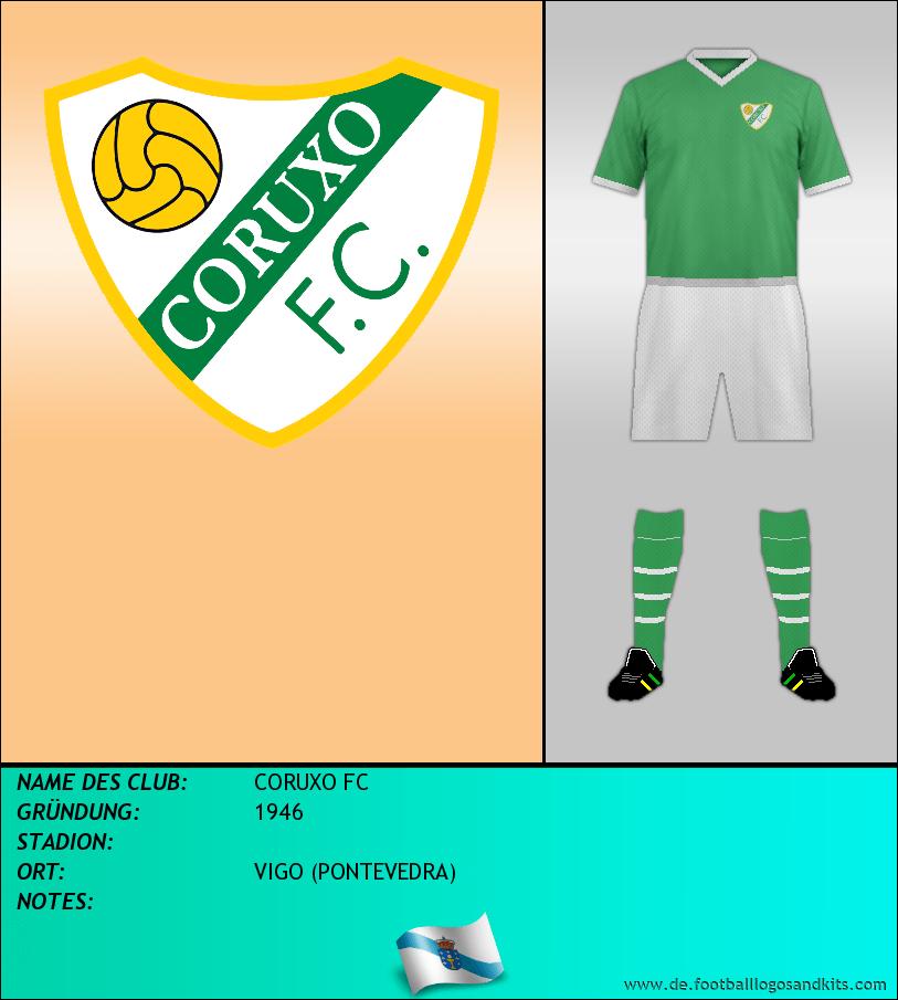 Logo CORUXO FC