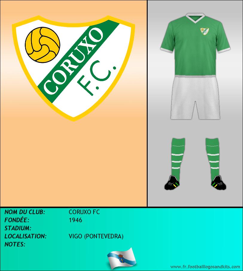Logo de CORUXO FC