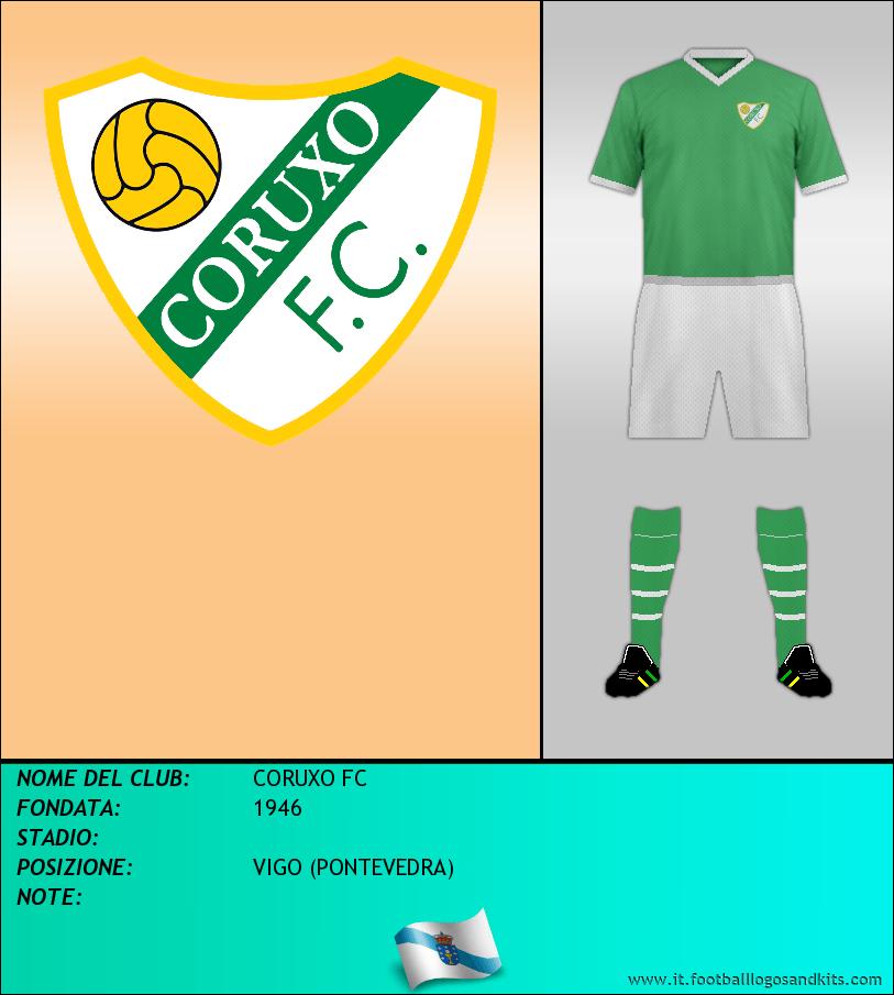 Logo di CORUXO FC