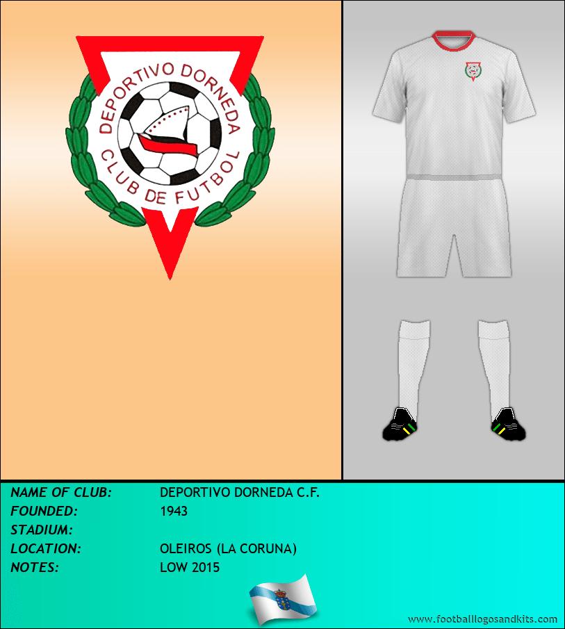 Logo of DEPORTIVO DORNEDA C.F.