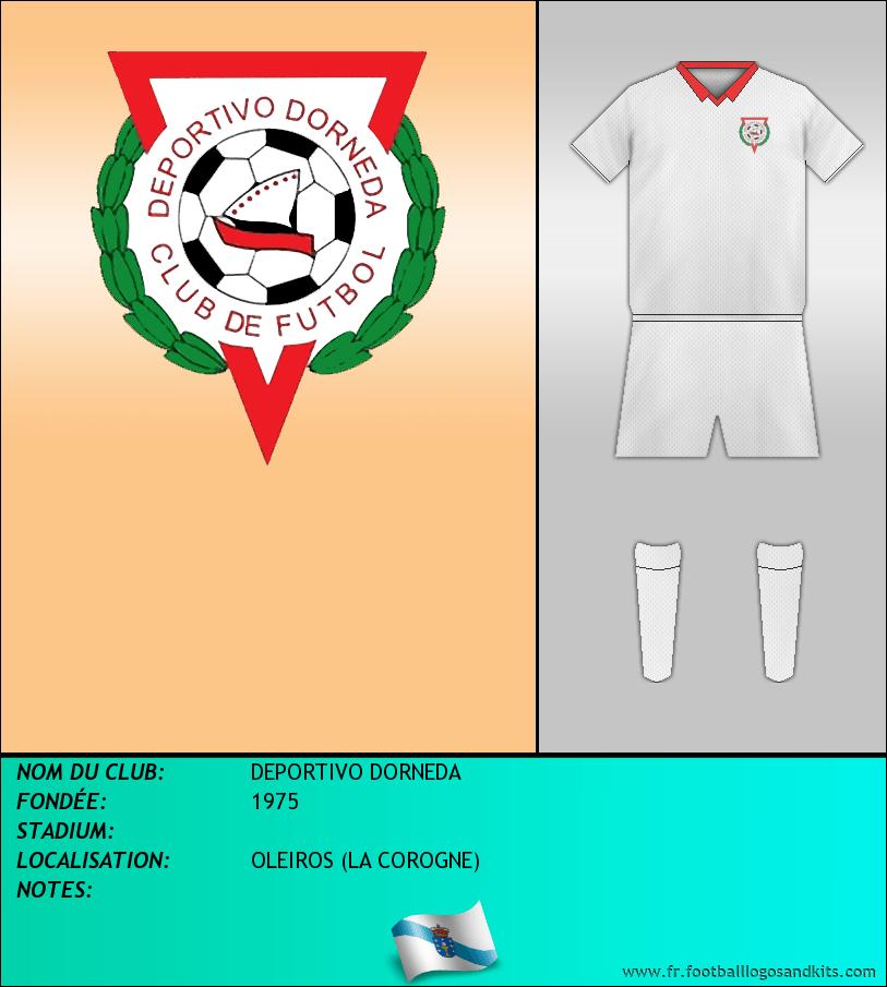 Logo de DEPORTIVO DORNEDA