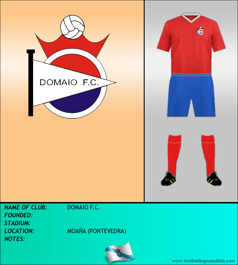 Logo of DOMAIO F.C.
