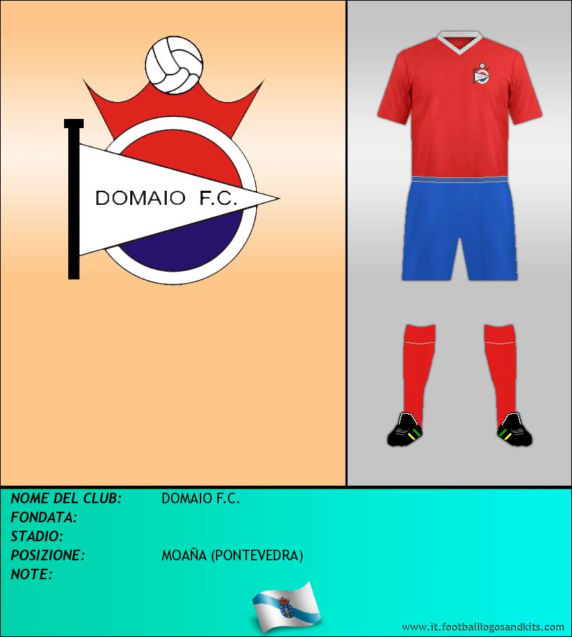 Logo di DOMAIO F.C.