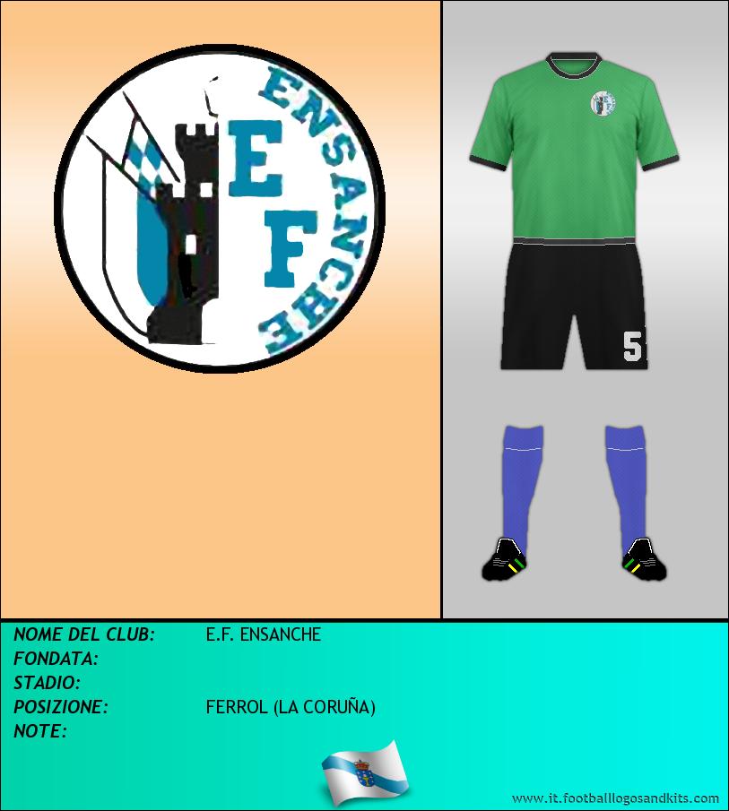 Logo di E.F. ENSANCHE