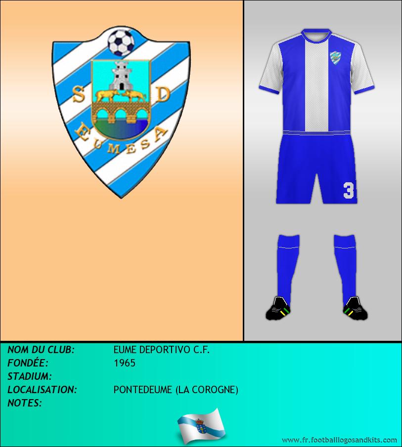 Logo de EUME DEPORTIVO C.F.