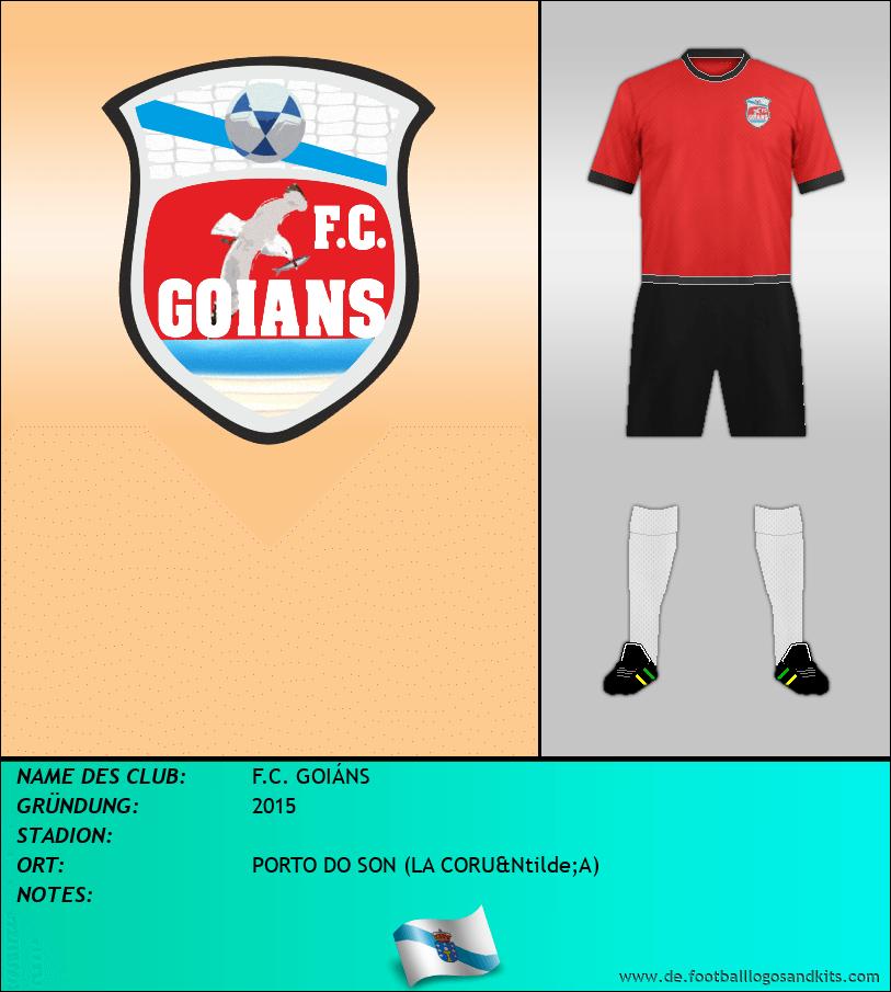 Logo F.C. GOIÁNS
