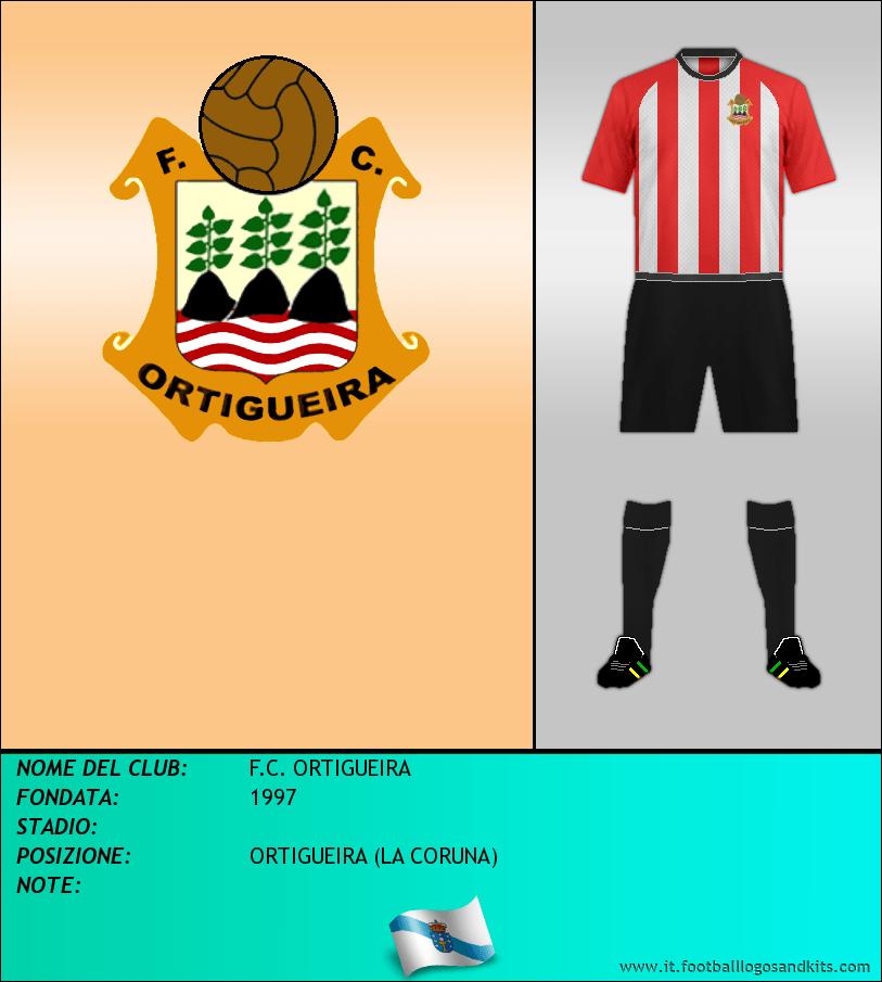 Logo di F.C. ORTIGUEIRA