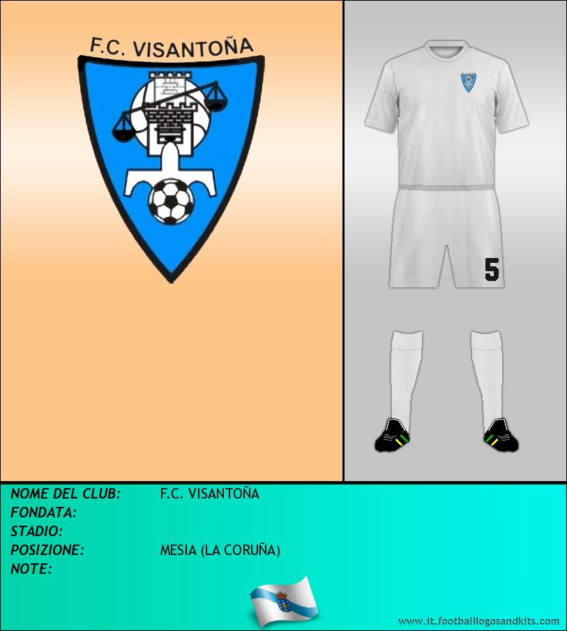 Logo di F.C. VISANTOÑA