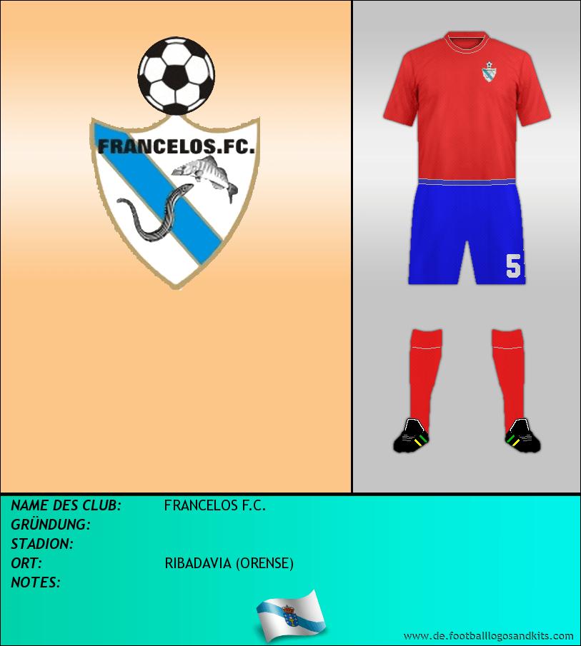 Logo FRANCELOS F.C.