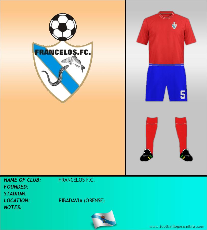 Logo of FRANCELOS F.C.
