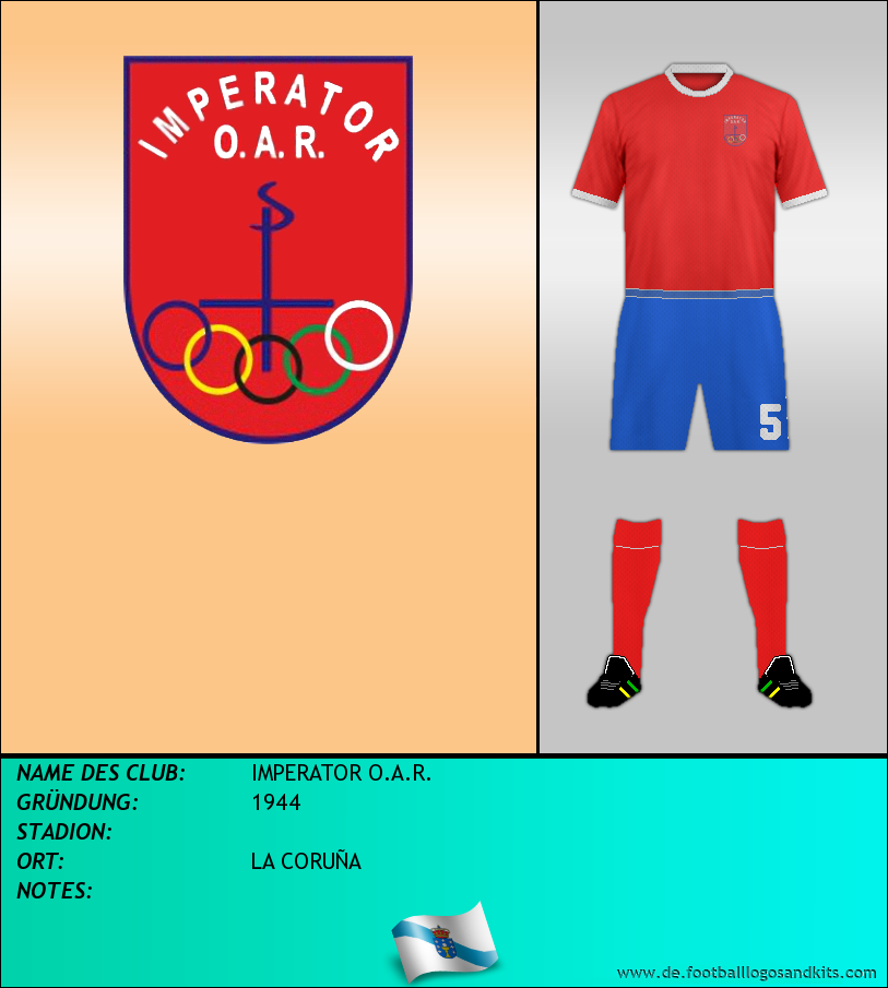 Logo IMPERATOR O.A.R.