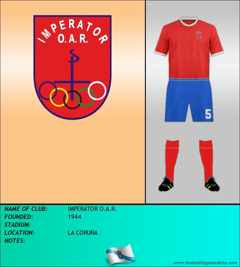 Logo of IMPERATOR O.A.R.