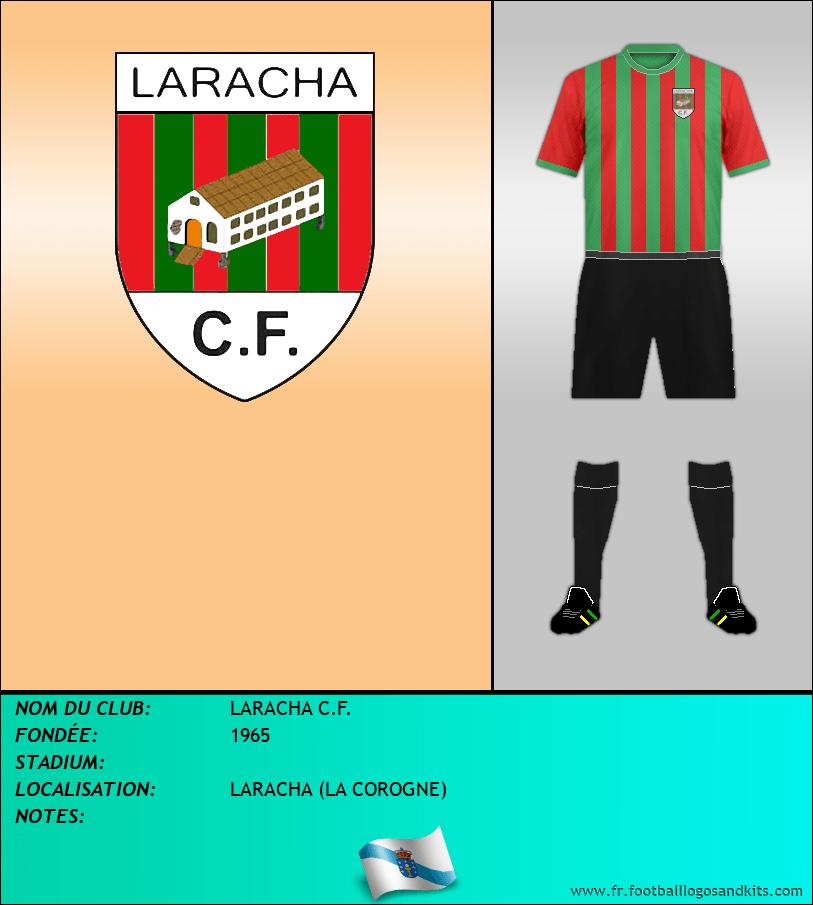 Logo de LARACHA C.F.