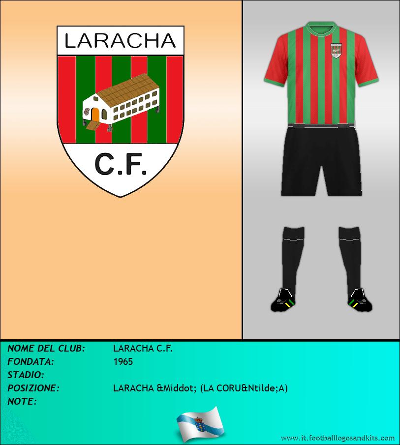 Logo di LARACHA C.F.