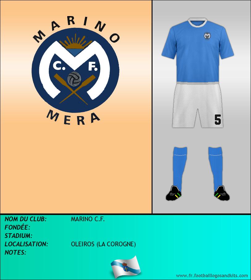 Logo de MARINO C.F.