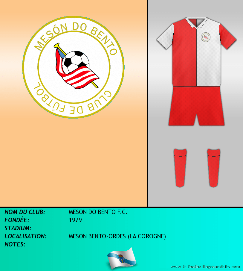 Logo de MESON DO BENTO F.C.