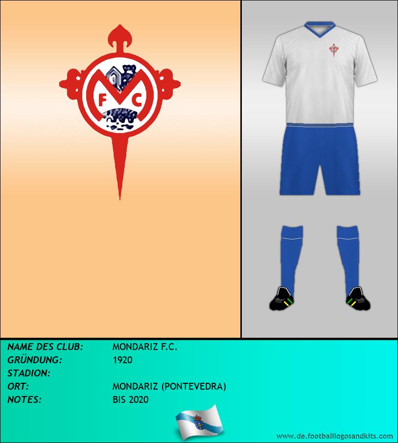 Logo MONDARIZ F.C.
