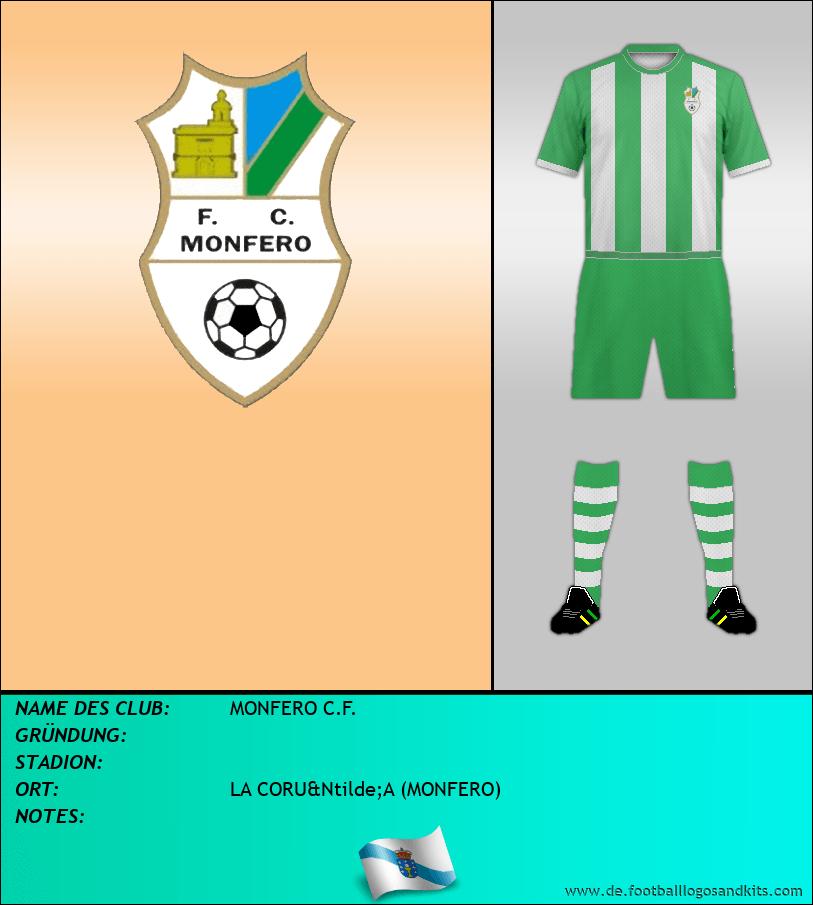 Logo MONFERO C.F.