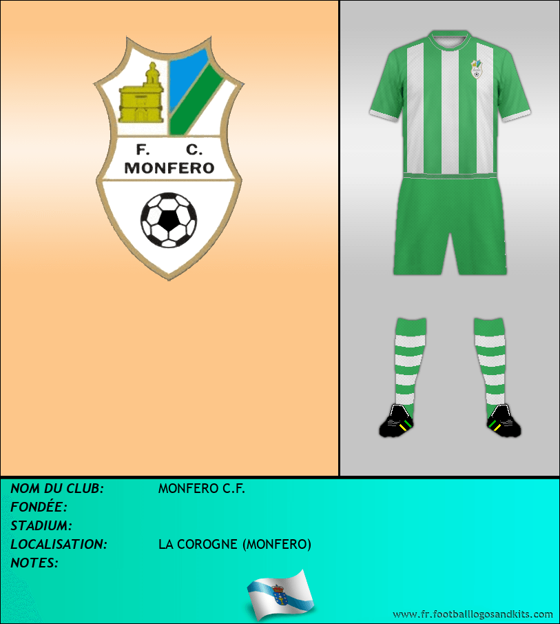 Logo de MONFERO C.F.