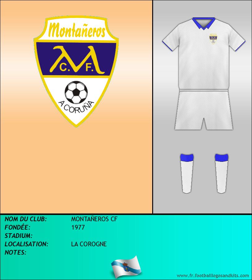 Logo de MONTAÑEROS CF